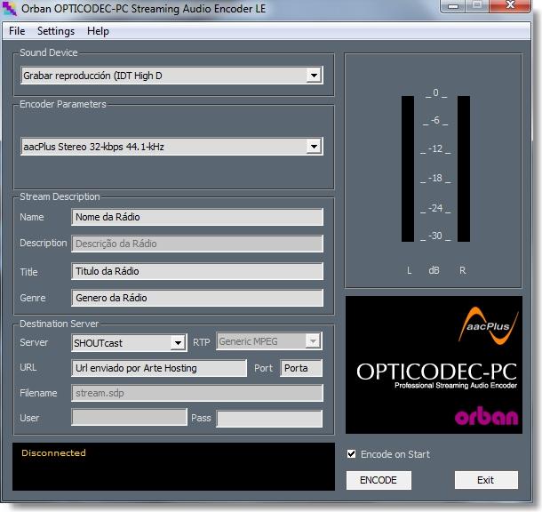 Optcodec
