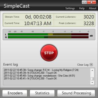 SimpleCast v3